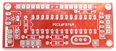 PCB montaj