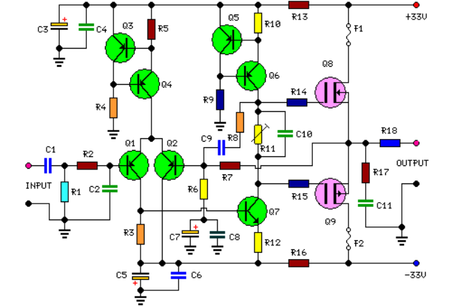 25-watt-audio-amplifier-circuit1_orig