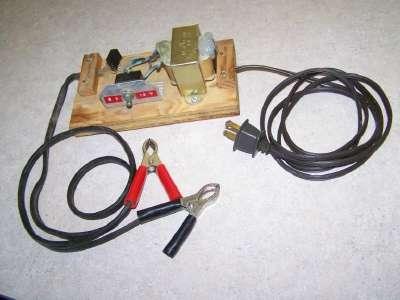 Как самому сделать зарядное для аккумулятора автомобиля