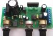 Amplificator audio cu TDA1554Q