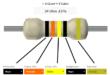 Codul culorilor pentru rezistoare – Calculator online