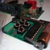 Telecomanda radio pentru usa garaj sau sistem de alarma